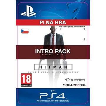 HITMAN Intro Pack - PS4 CZ Digital (SCEE-XX-S0024134)