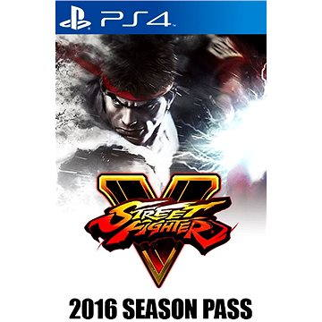 Street Fighter V - 2016 Season Pass - PS4 (SCEE-XX-S0023457)