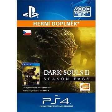 DARK SOULS III - Season Pass - PS4 CZ Digital (SCEE-XX-S0024473)