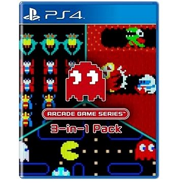 ARCADE GAME SERIES 3-in-1 Pack - PS4 CZ Digital (SCEE-XX-S0024835)