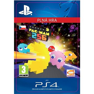 PAC-MAN 256 - PS4 CZ Digital (SCEE-XX-S0025573)