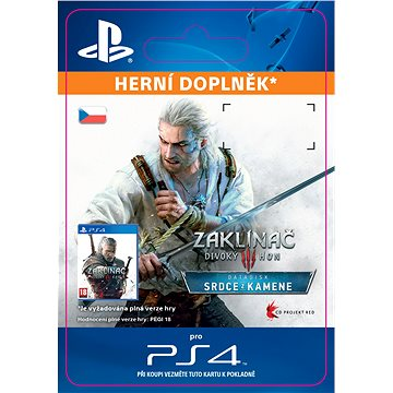 The Witcher 3: Wild Hunt Hearts of Stone - PS4 (SCEE-XX-S0022361)