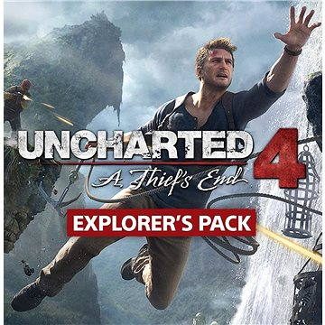 UNCHARTED 4: A Thiefs End Explorers Pack - PS4 (SCEE-XX-S0025671)
