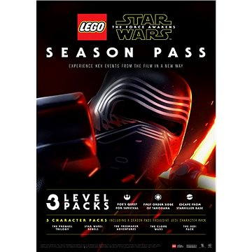 LEGO Star Wars: The Force Awakens Season Pass - PS3 CZ Digital (SCEE-XX-S0025613)