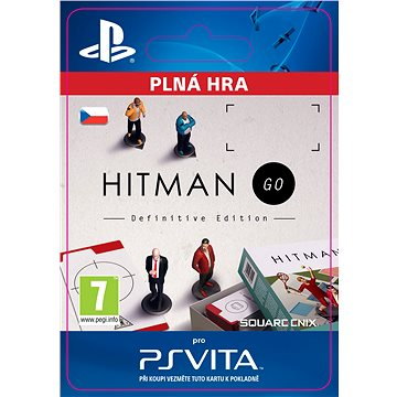 Hitman GO: Definitive Edition- PS Vita CZ Digital (SCEE-XX-S0023583)
