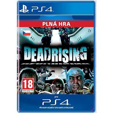 DEAD RISING - PS4 CZ Digital (SCEE-XX-S0026528)