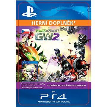 Plants vs. Zombies GW2 - Festive Edition Upgrade - PS4 CZ Digital (SCEE-XX-S0028591)