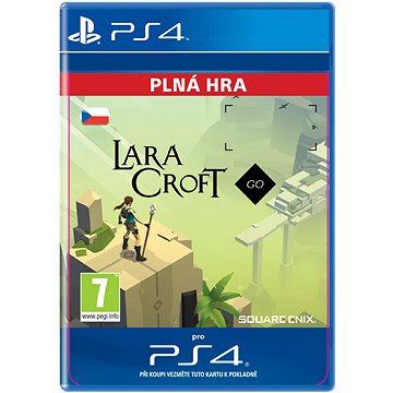 Lara Croft GO - PS4 CZ Digital (SCEE-XX-S0028848)