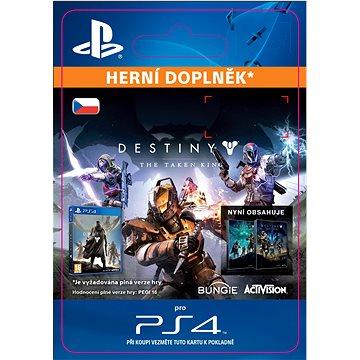 Destiny: The Taken King- SK PS4 Digital (SCEE-XX-S0023361)