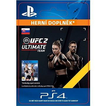 EA SPORTS UFC 2 - 4600 UFC POINTS- SK PS4 ESD (SCEE-XX-S0023990)