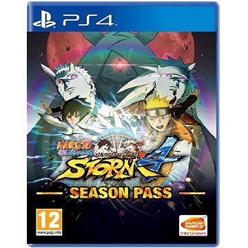 NARUTO STORM 4 - Season Pass- SK PS4 Digital (SCEE-XX-S0023160)