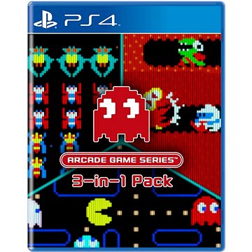 ARCADE GAME SERIES 3-in-1 Pack- SK PS4 Digital (SCEE-XX-S0024853)