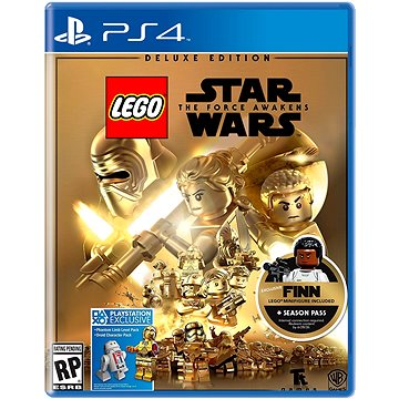 LEGO Star Wars: The Force Awakens Season Pass - SK PS4 Digital (SCEE-XX-S0025443)