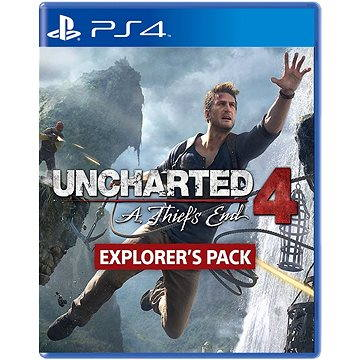 UNCHARTED 4: A Thiefs End Explorers Pack- SK PS4 ESD (SCEE-XX-S0025688)