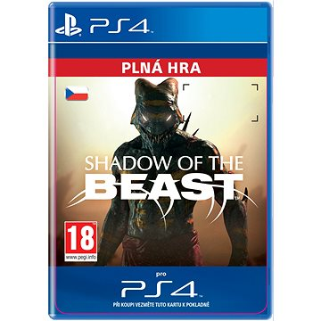 Shadow of the Beast- SK PS4 Digital (SCEE-XX-S0025089)