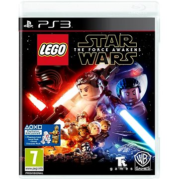 LEGO Star Wars: The Force Awakens Season Pass- SK PS3 ESD (SCEE-XX-S0025630)
