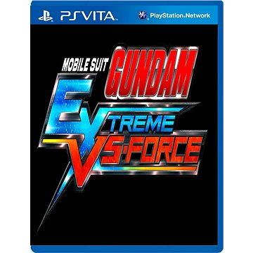 MOBILE SUIT GUNDAM EXTREME VS-FORCE - SK PS Vita Digital (SCEE-XX-S0026039)