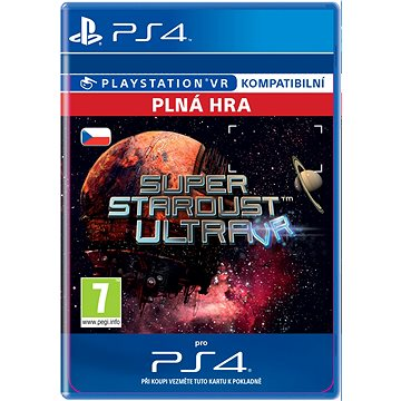 Super Stardust Ultra VR- SK PS4 Digital (SCEE-XX-S0027178)