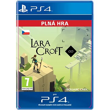 Lara Croft GO- SK PS4 Digital (SCEE-XX-S0028863)