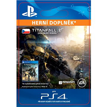 Titanfall 2: Colony Reborn Bundle - PS4 CZ Digital (SCEE-XX-S0030457)