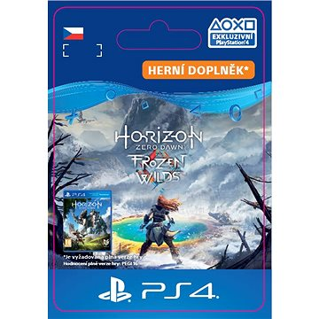 Horizon Zero Dawn: The Frozen Wilds - PS4 CZ Digital (SCEE-XX-S0035152)