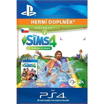 The Sims 4 Backyard Stuff - PS4 CZ Digital (SCEE-XX-S0037986)