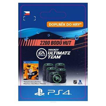 2200 NHL 19 Points Pack - PS4 CZ Digital (SCEE-XX-S0039784)