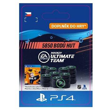 5850 NHL 19 Points Pack - PS4 CZ Digital (SCEE-XX-S0039821)