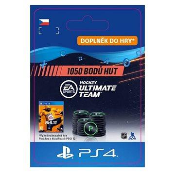 1050 NHL 19 Points Pack - PS4 CZ Digital (SCEE-XX-S0039749)