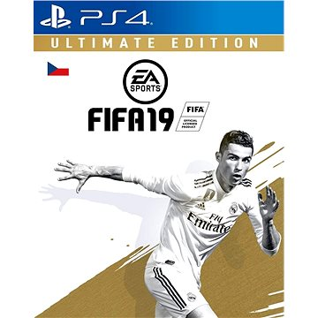 FIFA 19 Ultimate Edition - PS4 CZ Digital (SCEE-XX-S0040705)