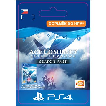 Ace Combat 7: Skies Unknown - Season Pass - PS4 CZ Digital (SCEE-XX-S0042806)