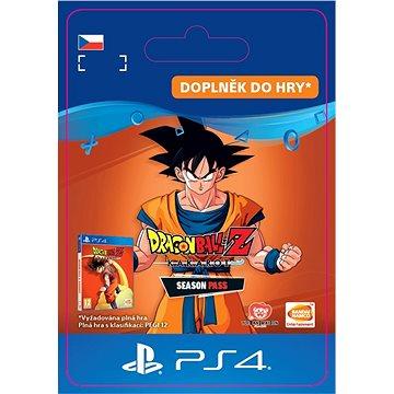 Dragon Ball Z: Kakarot - Season Pass - PS4 CZ Digital (SCEE-XX-S0047967)