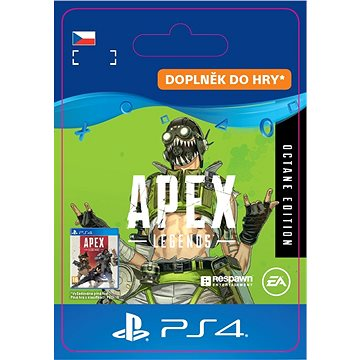 Apex Legends - Octane Edition - PS4 CZ Digital (SCEE-XX-S0048376)