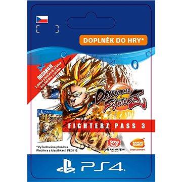 Dragon Ball Fighterz - FighterZ Pass 3 - PS4 CZ Digital (SCEE-XX-S0048946)
