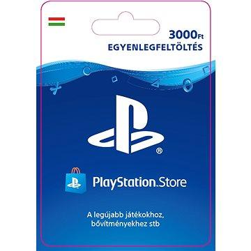 PlayStation Store - Kredit 3000Ft - PS4 HU Digital (SCEE-HU-00300000)