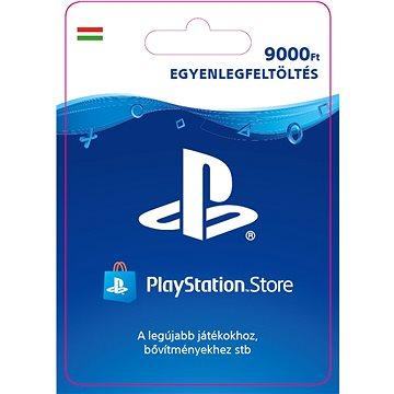 PlayStation Store - Kredit 9000Ft - PS4 HU Digital (SCEE-HU-00900000)