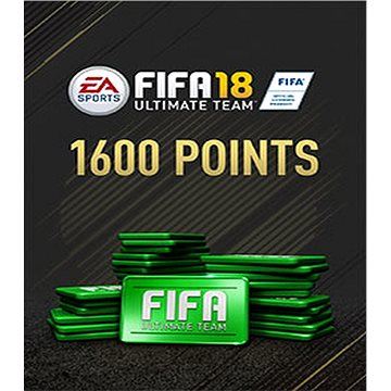 1600 FIFA 18 Points Pack - HU Digital (SCEE-XX-S0033181)