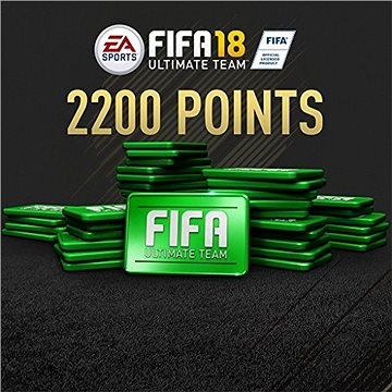 2200 FIFA 18 Points Pack - HU Digital (SCEE-XX-S0033104)