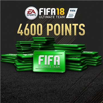 4600 FIFA 18 Points Pack - HU Digital (SCEE-XX-S0033165)