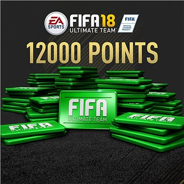 12000 FIFA 18 Points Pack - HU Digital (SCEE-XX-S0033133)