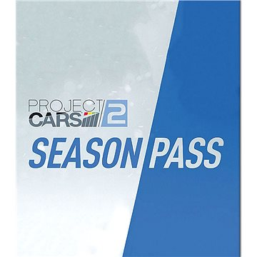 Project CARS 2 Season Pass - HU Digital (SCEE-XX-S0033573)