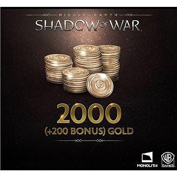 Shadow of War - 2,200 Gold - HU Digital (SCEE-XX-S0033951)