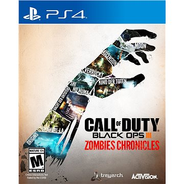 Call of Duty Black Ops III: Zombies Chronicles - HU Digital (SCEE-XX-S0031042)