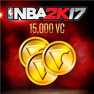 NBA2K17- 15,000 VC - PS4 HU Digital (SCEE-XX-S0032466)