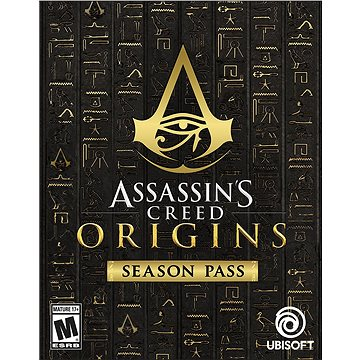 Assassins Creed Origins - Season Pass - PS4 HU Digital (SCEE-XX-S0034105)