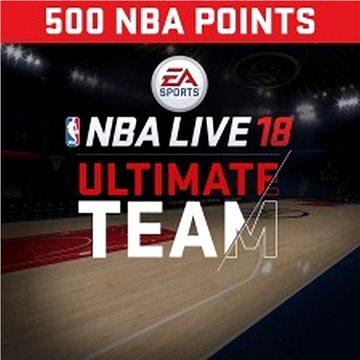 NBA Live 18 Ultimate Team - 500 NBA points - PS4 HU Digital (SCEE-XX-S0034188)