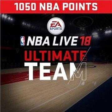 NBA Live 18 Ultimate Team - 1050 NBA points - PS4 HU Digital (SCEE-XX-S0034228)