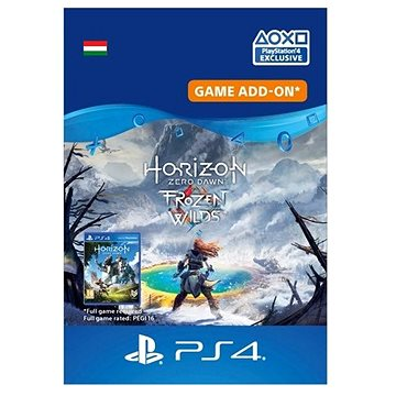 Horizon Zero Dawn: The Frozen Wilds - PS4 HU Digital (SCEE-XX-S0035162)