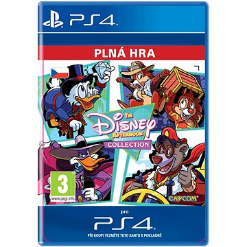 The Disney Afternoon Collection - PS4 SK Digital (SCEE-XX-S0030660)