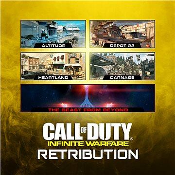 Call of Duty: Infinite Warfare DLC 4: Retribution - PS4 SK Digital (SCEE-XX-S0034028)
